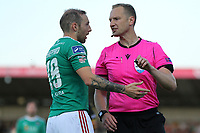Cork City v Progrès Niederkorn / Europa League First Qualifying Round, Leg 1 / 11.7.19 / Turner's Cross, Cork / <br /> <br /> Copyright Steve Alfred/photos.extratime.ie/pitchsidephoto.com 2019