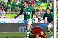 Apertura 2014 Santiago Wanderers vs Colo Colo