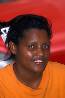 Woman, Dominican Republic