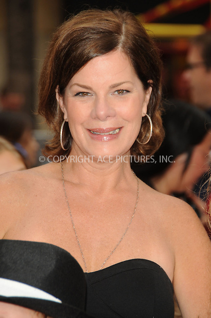 WWW.ACEPIXS.COM . . . . .  ....May 22 2011, LA....Actress Marcia Gay Harden arriving at the premiere of  'Kung Fu Panda 2' at Mann's Chinese Theatre on May 22, 2011 in Hollywood, California....Please byline: PETER WEST - ACE PICTURES.... *** ***..Ace Pictures, Inc:  ..Philip Vaughan (212) 243-8787 or (646) 679 0430..e-mail: info@acepixs.com..web: http://www.acepixs.com