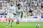 Isco Alarcon of Real Madrid in action during the La Liga 2017-18 match between Real Madrid and Real Betis at Estadio Santiago Bernabeu on 20 September 2017 in Madrid, Spain. Photo by Diego Gonzalez / Power Sport Images