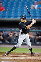Willie Abreu #25 of Mater Academy in Hialeah Gardens, Florida playing for the Colorado Rockies scout team during the East Coast Pro Showcase at Alliance Bank Stadium on August 1, 2012 in Syracuse, New York.  (Mike Janes/Four Seam Images)