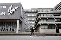 Nederland Amsterdam 2018 . De Vrije Universiteit ( VU ).  Foto Berlinda van Dam / Hollandse Hoogte