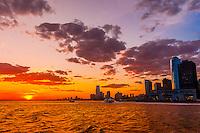 USA-New York City-Skyline-Lower Manhattan