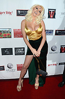 LOS ANGELES - FEB 9:  Courtney Stodden at the 5th Annual Roger Neal & Maryanne Lai Oscar Viewing Dinner at the Hollywood Museum on February 9, 2020 in Los Angeles, CA