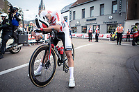 race winner Dries de Bondt (BEL/Corendon Circus).<br /> <br /> 23th Memorial Rik Van Steenbergen 2019<br /> One Day Race: Beerse > Arendonk 208km (UCI 1.1)<br /> ©kramon