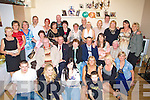 ....SPECIAL: A special birthday party was held for Betty Fitzgerald (seated centre) Mitchels,on Saturday evening at No3 Manor Park, Manor Village,Tralee by her family and friends...... ..