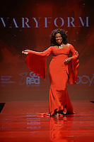 www.acepixs.com<br /> February 9, 2017  New York City<br /> <br /> Lorraine Toussaint walks the runway at the American Heart Association's Go Red For Women Red Dress Collection 2017 presented by Macy's at Fashion Week at Hammerstein Ballroom on February 9, 2017 in New York City.<br /> <br /> Credit: Kristin Callahan/ACE Pictures<br /> <br /> <br /> Tel: 646 769 0430<br /> Email: info@acepixs.com