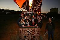 20140829 August 29 Hot Air Balloon Gold Coast