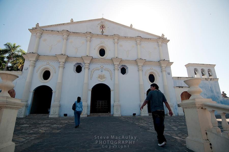 Antiguo Convento San Francisco, Granada, Nicaragua