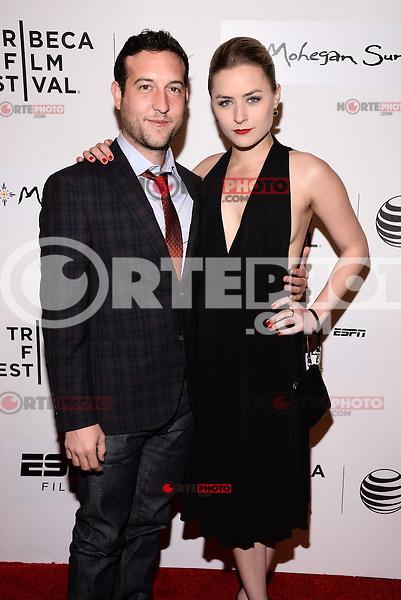 Tribeca/ESPN Sports Film Festival Gala: 'When the Garden Was Eden' during the 2014 Tribeca Film Festival at BMCC Tribeca PAC on April 17, 2014 in New York City. HP/Starlitepics /NortePhoto