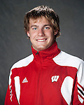 2010-11 UW Swimming and Diving Team - Matt Pircon. (Photo by David Stluka)