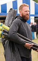 Henley-on-Thames. United Kingdom.  2017 Henley Royal Regatta, Henley Reach, River Thames. <br /> <br /> GBR Rowing, Athlete, Will SATCH.<br /> <br /> {TIME}  Thursday  29/06/2017<br /> <br /> [Mandatory Credit. Intersport Images].