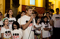 &quot;Our Voice&quot; - Cultural Movement - https://www.facebook.com/PassionForJustice/.	<br />