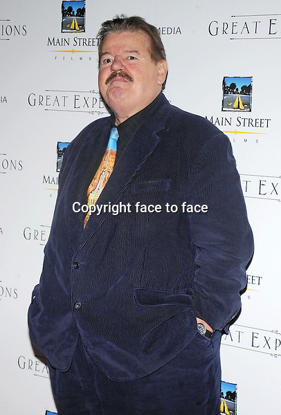 Robbie Coltrane attends premiere of Great Expectations in New York City on Novemebr 5, 2013.<br />Credit: MediaPunch/face to face<br />- Germany, Austria, Switzerland, Eastern Europe, Australia, UK, USA, Taiwan, Singapore, China, Malaysia, Thailand, Sweden, Estonia, Latvia and Lithuania rights only -