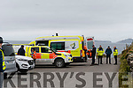 Irish Coast Guard and local Gardaí coordinating the search for John Cunningham who was last seen at Coumeenoole, Dún Chaoin, on Saturday afternoon.