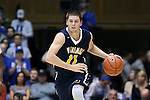 04 November 2016: Augustana's Adam Beyer. The Duke University Blue Devils hosted the Augustana University Vikings at Cameron Indoor Stadium in Durham, North Carolina in a 2016-17 NCAA Division I Men's Basketball exhibition game.