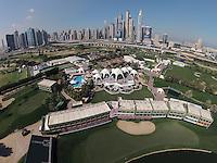 Omega Dubai Desert Classic Aerial
