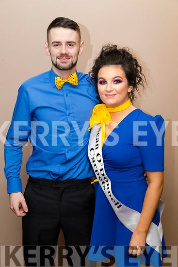 Christy Leen and Molly Regan, at Ballymac Strictly Come Dancing, at Ballygarry House Hotel & Spa, Tralee, on Saturday night