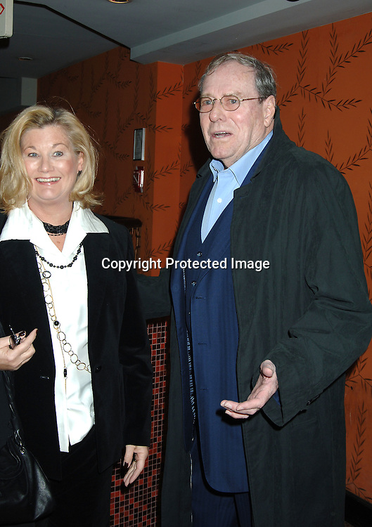 Colleen and Phil Carey ..at the One Life To Live Christmas Party at LQ on     December 12, 2005. ..Photo by Robin Platzer, Twin Images