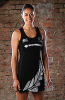 09.09.2013 Silver Fern Maria Tutaia in Auckland. Mandatory Photo Credit ©Michael Bradley.