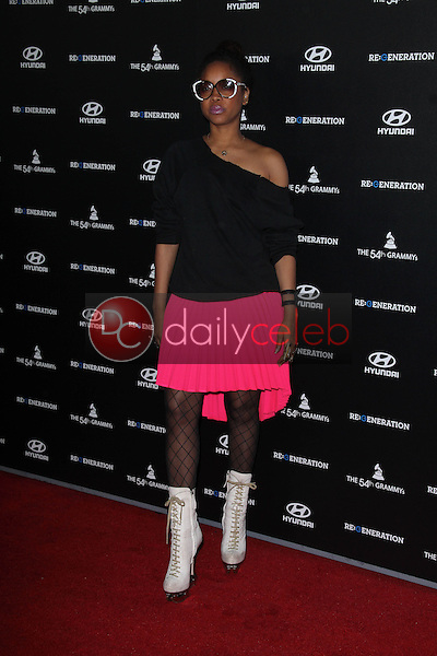 """Erykah Badu<br /> at the """"Re-Generation Music Project"""" World Premiere, Chinese Theater, Hollywood, CA 02-09-12<br /> David Edwards/DailyCeleb.com 818-249-4998"""