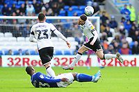 Matt Grimes of Swansea City in action during the Sky Bet Championship match between Cardiff City and Swansea City at the Cardiff City Stadium in Cardiff, Wales, UK. Sunday 12 January 2020