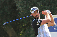 Christian Nilsson (SWE) during the final day of the  Andalucía Masters at Club de Golf Valderrama, Sotogrande, Spain. .Picture Denise Cleary www.golffile.ie