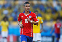 Felipe Gutierrez (CHI),<br /> JUNE 28, 2014 - Football / Soccer :<br /> FIFA World Cup Brazil 2014 Round of 16 match between Brazil 1(3-2)1 Chile at Estadio Mineirao in Belo Horizonte, Brazil. (Photo by D.Nakashima/AFLO)