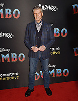 HOLLYWOOD, CA - MARCH 11: Michael Buffer attends the premiere of Disney's 'Dumbo' at El Capitan Theatre on March 11, 2019 in Los Angeles, California.<br /> CAP/ROT/TM<br /> &copy;TM/ROT/Capital Pictures