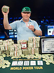 "Legends of Poker champion, ""Action"" Dan Harrington"