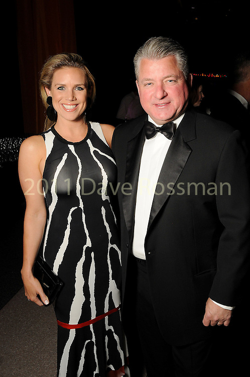 Amy and Jim Lee at the Ole! A Night in Old Mexico Gala at the Museum of Natural Science Saturday March 05,2016.(Dave Rossman Photo)