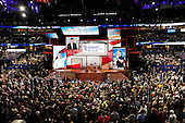 United States Representative Paul Ryan (Republican of Wisconsin), the GOP nominee for Vice President of the United States makes remarks at the 2012 Republican National Convention in Tampa Bay, Florida on Wednesday, August 29, 2012.  .Credit: Ron Sachs / CNP.(RESTRICTION: NO New York or New Jersey Newspapers or newspapers within a 75 mile radius of New York City)