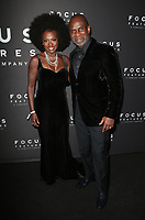 BEVERLY HILLS, CA - JANUARY 7: Viola Davis and Julius Tennon at the Focus Features 75th Golden Globe Awards After-Party at the Beverly Hilton Hotel in Beverly Hills, California on January 7, 2018. <br /> CAP/MPI/FS<br /> &copy;FS/MPI/Capital Pictures