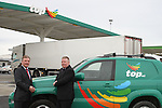 Eamonn Martin, Top National Fuel Card Manager with Martin Daly, Top Commercial Manager at the Official Opening of the new Applegreen Service Station on the M1 Southbound at Castlebellingham.....Picture Jenny Matthews/Newsfile.ie