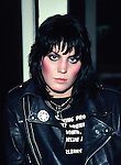 Joan Jett 1981<br />