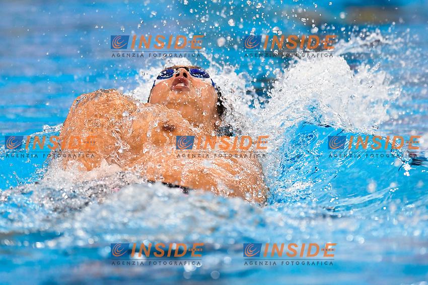 KOGA Junya JPN<br /> Men's 100m Backstroke<br /> 13th Fina World Swimming Championships 25m <br /> Windsor  Dec. 6th, 2016 - Day01<br /> WFCU Centre - Windsor Ontario Canada CAN <br /> 20161206 WFCU Centre - Windsor Ontario Canada CAN <br /> Photo &copy; Giorgio Scala/Deepbluemedia/Insidefoto