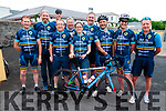 Kerry Crusaders Cycling Club Scenic Challenge: Pictured prior to the start of the Kerry Crusaders Cycling Club Challenge at Listowel Emmetts GAA grounds were members of the Kerry Crusaders cycling club.