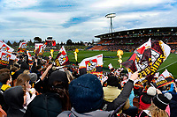 5th July 2020; Hamilton, New Zealand;  Chiefs fans.<br />