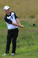 Kerry Mountcastle of Team New Zealand on the 2nd during Round 3 of the WATC 2018 - Eisenhower Trophy at Carton House, Maynooth, Co. Kildare on Friday 7th September 2018.<br /> Picture:  Thos Caffrey / www.golffile.ie<br /> <br /> All photo usage must carry mandatory copyright credit (&copy; Golffile | Thos Caffrey)