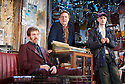 "American Buffalo by David Mamet, directed by Daniel Evans. With  Damian Lewis as Walter ""Teach"" Cole, John Goodman as Don Dubrow, Tom Sturridge as Bob. Opens at Wyndams Theatre  on 27/4/15. CREDIT Geraint Lewis"