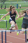 2015 West York JH Track