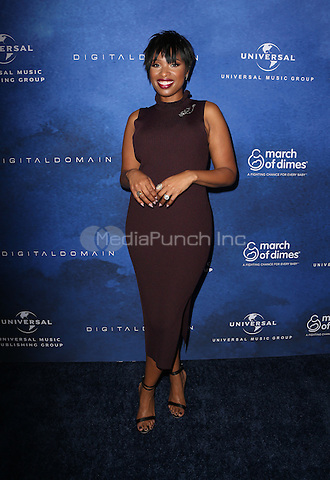 Beverly Hills, CA - DECEMBER 09: Jennifer Hudson, At 2016 March Of Dimes Celebration Of Babies At The Beverly Wilshire Four Seasons Hotel, California on December 09, 2016. Credit: Faye Sadou/MediaPunch