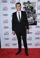 09 November  2017 - Hollywood, California - Garrett Hedlund. AFI FEST 2017 Presented By Audi - Opening Night Gala - Screening Of Netflix's &quot;Mudbound&quot; held at TCL Chinese Theatre in Hollywood.  <br /> CAP/ADM/BT<br /> &copy;BT/ADM/Capital Pictures