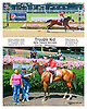 Trouble Kid winning at Delaware Park on 8/26/15