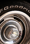 Chevy Wheel - 1969 Chevrolet el Camino SS 396 wheel.