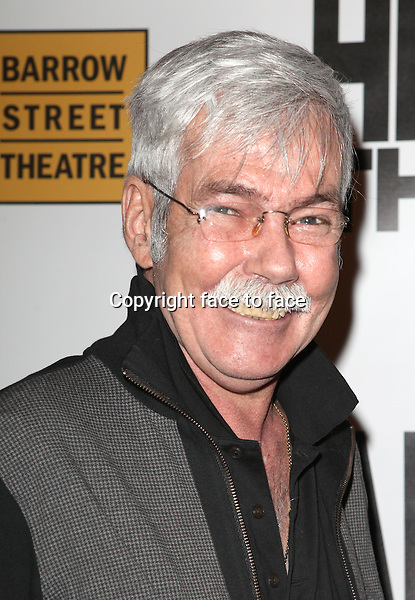 """Danny Garvin attending the New York Premiere of the Opening Night Performance of """"Hit The Wall"""" at the Barrow Street Theatre in New York City on 3/10/2013...Credit: McBride/face to face"""