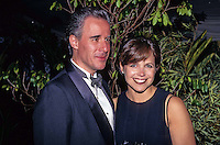 Katie Couric &amp; Husband Jay<br /> Monahan 1996 NYC By Jonathan<br /> Green