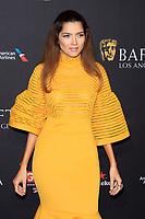 LOS ANGELES - JAN 6:  Blanca Blanco at the 2018 BAFTA Tea Party Arrivals at the Four Seasons Hotel Los Angeles on January 6, 2018 in Beverly Hills, CA