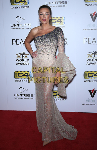 03 July 2019 - Las Vegas, NV - Amber Miller. 11th Annual Fighters Only World MMA Awards Arrivals at Palms Casino Resort. <br /> CAP/ADM/MJT<br /> © MJT/ADM/Capital Pictures